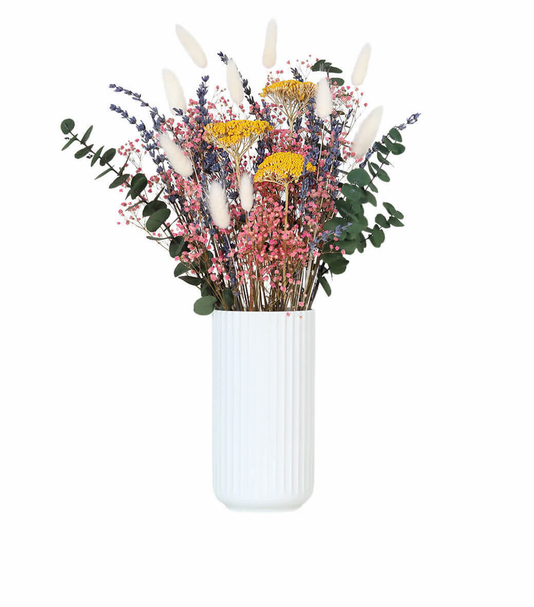 Le printemps preserved and dried flower bouquet by Shida Preserved Flowers